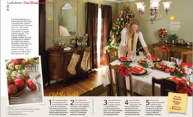 <i>Lowe's Creative Ideas</i>—Holiday