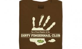 Bonnie Plants Dirty Fingernail Club